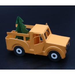 Großhandel Machen Foto Scrapbook Decor Supplies Auto Weihnachtsbaum Rahmen Schablone Metall Stanzformen DIY Papierkarte Prägestempel von Fabrikanten