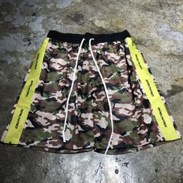 2019 rete camouflage camo Camouflage Dani Patrick Shorts Pantaloncini Camo Beach Net Dani Patrick rete camouflage camo economici