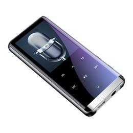 gravador mp4 Desconto Bluetooth MP3 Player HIFI Esporte Música Alto-falantes MP4 Media FM Radio Recorder PUO88