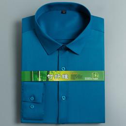 Hemden Neue Empfehlen Grundlegenden Stil Büro Männer Hemden Patchwork Kragen Schwarze Taste Langarm Twill Pflegeleicht Männlichen Kleidung 10 Farbe Preisnachlass