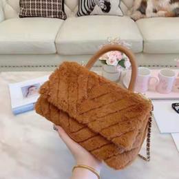 Süße totes online-Rosa Sugao Designer-Einkaufstasche Kette Schulterbeutel-Frauenhandtaschen Geldbörsen 2019 neue Art Winterhandtasche hohe Qualität Mode-Handtaschen niedlichen Taschen