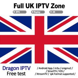 Appareil android hdmi en Ligne-Abonnement IPTV au Royaume-Uni 300+ Live TV 6000+ VOD SD HD FHD Chaînes de films de sport pour Android tv box m3u mag device