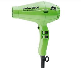 2019 ioni dei capelli DHL LIBERA il trasporto Parlux 3800 Eco Friendly Ceramica Ion Asciugacapelli ad alta potenza ioni negativi asciugacapelli professionale strumenti del salone ioni dei capelli economici