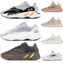 best service 99507 fe723 Adidas yeezy 700 boost sply 350 2019 Wave Runner chaussures de course pour  hommes femmes Static 3M réfléchissant Mauve Multi Solid Grey hommes  formateurs ...