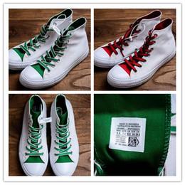 Kaufen Sie im Großhandel Wald Grüne Schuhe 2019 zum verkauf