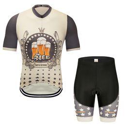 Jersey ajustado online-Jersey de ciclismo 2019 camisetas ajustadas Kits de ropa de bicicleta transpirable Tops deportivos de secado rápido Jerseys de ciclismo XS-4X