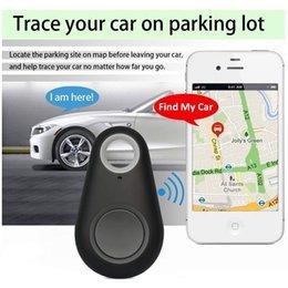 Inteligente cão de estimação GPS Tracker Anti-perdeu o alarme Tag sem fio Bluetooth Rastreador Criança da carteira bolsa Key Finder Locator Anti alarme perdido Hot Sale de