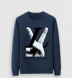 Sudaderas 6xl online-Diseñador de la marca para hombre Caja Logo Sudaderas bordadas Sudadera Hip Hop Casual Hombre Sudadera con capucha Jersey de invierno