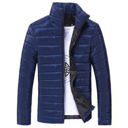 2019 Herbst Winter puffer Duck Down Jacket Ultraleichte Männer 90% Coat Wasserdicht unten Parkas Art und Weise Mens Kragen Oberbekleidung Mantel
