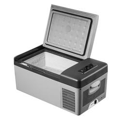 2019 24v ac car DC 12V 24V AC 220V цифровой дисплей с приложением компрессор Автомобильный холодильник мини-холодильник морозильник для вождения путешествия Рыбалка открытый дешево 24v ac car