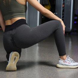 Weibliche transparente hose online-2019 Sexy New Women Leggings Fashion Keine transparente Metallic-Folie drucken Leggings Übung Fitness Patchwork Push Up Female Pants