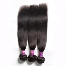 2019 tonmaschinen für haare Neue Ankunft Brasilianisches Yaki Menschenhaar Bestnote Licht Yaki Unverarbeitete Yaki Haarverlängerungen Günstige Brasilianisches Reines Haar Bundle