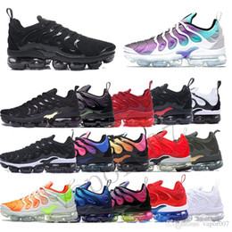 air sneakers max Coupons - with box 2019 tn plus men women vapors shoes max sneakers chaussures air cushion cushions tns femme requin mens running sport runner