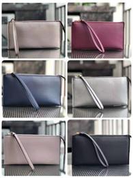 Marke Designer Geldbörsen Wristlets Clutch Bags Kartenhalter Fashion Bags Olders Frauen 6 Farben Wristlet Strap von Fabrikanten