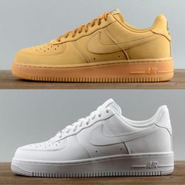 кевин дюрант обувь низкий срез Скидка Марка Airlis Мужские женские модные туфли дизайнер кроссовки af1 все белые черные силы 1 один низкий высокий классический онлайн