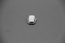 аксессуары для экоспорта Скидка ABS Chrome Car Wiper Водораспылитель Крышка форсунки Наклейка Чехол для Ecosport 2012 - 2017 Автомобильные аксессуары