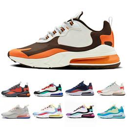 2019 Travis Scotts X React 270s mens running shoes BAUHAUS Hyper Jade Summit White Bright Violet Electro Green OPTICAL men sports sneakers