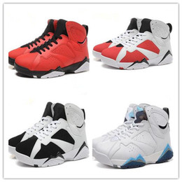 ca53776c82cc Discount men basketball shoes VII UNC 7 Pantone University Tinker Alternate  Hares Bordeaux Cigar Cardinal French Blue GMP 7 air Sneakers