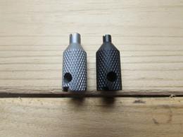 Couteaux marfione en Ligne-Haute Qualité CNC En Acier Inoxydable 416L Moletage MT LUDT Marfione Sigil Couteau Outil Réparation Clé Tournevis