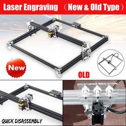 лазерное оптическое волокно Скидка 2-Axis DVP 6550 лазерной резки Лазерный гравировальный станок Wood Router DIY гравер машины CNC Router лучшие Продвинутые игрушки
