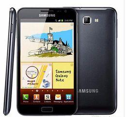 desbloquear teclado celular Desconto Remodelado Original Samsung Galaxy Note N7000 I9220 Desbloqueado Telefone Dual Core 1 GB RAM 16 GB ROM 8MP 5.3 Polegada
