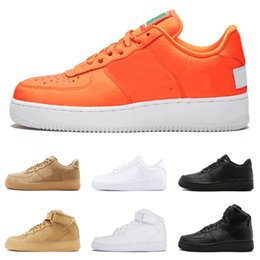 Argentina Barato high low cut utility negro blanco JDI pack total orange one Obsidian wolf grey zapatillas hombres mujeres zapatillas deportivas cheap cheap high cut running shoes Suministro