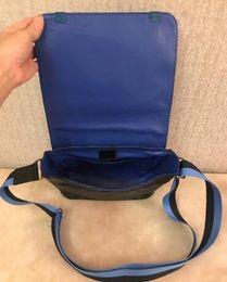 2019 borse classiche DISTRICT PM famoso marchio classico designer uomini messenger borse cross body bag sacchetto di scuola bookbag a tracolla borse classiche economici