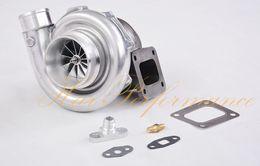 Turbo compresor online-Alta calidad del mercado de accesorios T76R Dual Ball Bearing Billet Rueda compresor Aceite de refrigeración por agua Turbo Cargador