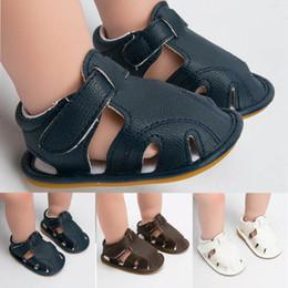 02bcc725b8bfa 2019 premières sandales à pied Chaussures bébé garçon chaussures pour bébé  chaussures bébé Sandales Eté chaussures