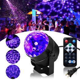 IR Télécommande LED Cristal Boule Magique 3W Mini RGB Scène Effet de Lumière Ampoule Disco Chambre Cérémonie De Mariage Fêtes D'anniversaire ? partir de fabricateur