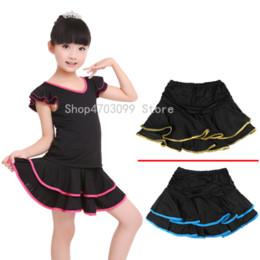 mädchen latin röcke Rabatt 2019 neue modelle Kind Mädchen Latin Dance Rock Üben Latin Röcke Kinder Tutu Ballsaal Und Ballett Tanzen Rock
