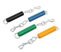 Colliers de choc pour chiens d'entraînement en Ligne-Chien de sécurité pour harnais Shock Absorber ou collier - Idéal réglable Durable pour la marche et entraînement quotidien