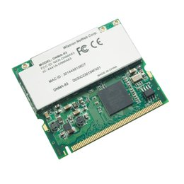 Deutschland DNMA-83 AR9160 300M Dual-Band 5G Wireless-Karte Mini-PCI IPC / ROS 802.11a / b / g / n WLAN supplier laptop wireless mini pci card Versorgung