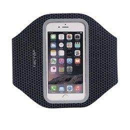 Telefonarmgürtel online-Outdoor Sports Phone Cases Wasserdichte Sportarmbandarmband Gürtel Laufen Gym Handytasche Fitnesstraining Arm Taschen