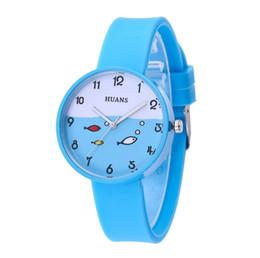 crianças frescas Desconto Novos desenhos animados das crianças relógios para as mulheres menina menino relógio crianças relógio de quartzo simples pequeno fresco silicone crianças assistem