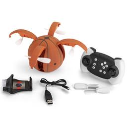 Avion de basket en Ligne-X45-1 RC Drone Caméra 720P 2.4 Ghz Wifi FPV Pliable Basketball Avion Altitude Tenir Sans Tête Mode G-capteur Quadricoptère Avion