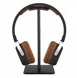 Écouteurs à la mode en Ligne-À la mode New Bee Headphone Stand Pratique écouteur titulaire casque étagère en aluminium support de support (au détail)