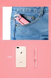 Teléfonos móviles de sonido mágico online-Selfie Stick Mobile Phone Camera Magic Universal Mini Sonido especial de la fila de la marca Lápiz labial Selfie Magic