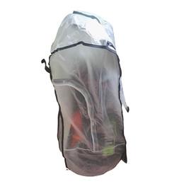 Shield Rain Cover Sac de golf étanche Accessoires extérieurs résistants à l'usure Protège-tiges zippée Protecteur universel PVC transparent ? partir de fabricateur