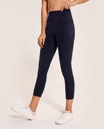 2019 i vestiti indossano i pantaloni di yoga Donne Yoga Abiti da donna Sport Leggings completi Pantaloni da donna Esercizio Fitness Abbigliamento da ginnastica per donna i vestiti indossano i pantaloni di yoga economici
