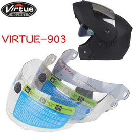 motorcycle helmets full face flip up Coupons - Special links for lens!flip up motorcycle helmet shield for VIRTUE-903 full face motorcycle helmet visor 3 colors