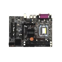 Canada G41 PC Computer Desktop Motherboard LGA771 Support DDR3 Quad Core Dual Core Dual PCI Solid Condensateur Carte mère pour Xeon 771 cheap xeon desktop Offre