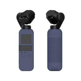 parties de mûre Promotion Smart2019 Lingmu Jiang protégera les pièces de caméra de la plateforme de nuage de poche gaine Osmo avec emballage de gel de silice
