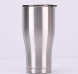 Taza aislada al vacío del viaje del acero inoxidable de la pared del vaso 30oz con la taza de la cerveza del café de la tapa de la prueba de salpicaduras desde fabricantes