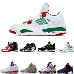basketball shoes mix Promo Codes - 2019 Mix Style 1s 4s 3s 6s 11s Mens Baeketball Shoes utility Designer Mens Sports Shoes Outdoor Fashion Luxury Trainers Big Size 13 Shoes