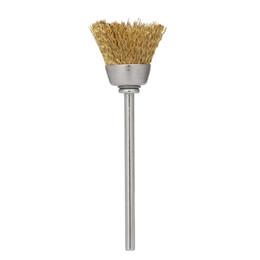 Nail / foret dentaire Brosse de nettoyage Manucure Électrique Portable Perceuses Cleaner Fils de Cuivre Brusher Accessoires ? partir de fabricateur