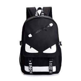 mochilas de niños pequeños Rebajas Nueva marca de moda diseñador mochila de lujo al aire libre que viaja impresa mochilas escolares para hombres mujeres estudiantes mochilas bolsa de hombro doble