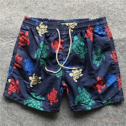 Mens tronchi da bagno online-Pantaloncini da spiaggia da surf da uomo Tronchi da bagno Pantaloncini da surf ad asciugatura rapida Costumi da bagno estivi Indossare pantaloncini da bagno Costumi da bagno M-2XL