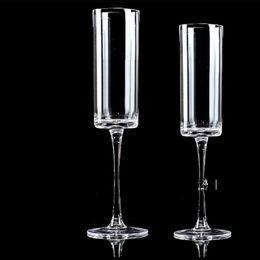 óculos de champanhe de strass Desconto 100-250 ML Taças de Champanhe Cristal de Vidro de Vinho Festa de Casamento de Luxo Copos de Natal Cálice Strass Cristal Design