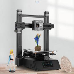 принтеры uv Скидка Creality 3 в 1 3D Эндер-3 / Эндер-3 Pro 3D принтер гравировальный самоорганизуются с Diy комплект Upgrade TFT сенсорный экран принтера УФ